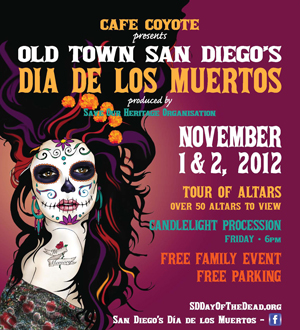 Day of the dead volunteers needed we are well underway with old town san diegos 3rd annual d a de los muertos this community wide event will take place on november 1 and 2 m4hsunfo